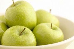 Яблоки помогают сжигать калории