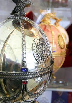 Первый в мире Музей Фаберже построят в Москве