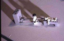 Конструктор Lego: игрушечная тюрьма для юных садистов (фото)
