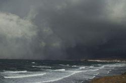 В Керченском проливе объявлено новое штормовое предупреждение
