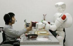 Twendy-One - человекоподобный робот (фото)