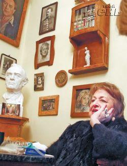Тайна завещания Натальи Дуровой