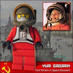 Самые знаменитые люди из конструктора Lego (фото)