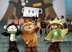 Официальные талисманы зимней Олимпиады 2010 в Ванкувере (фото)