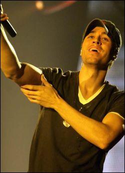 Репортаж с концерта Энрике Иглесиаса (Enrique Iglesias) в Киеве (фото)