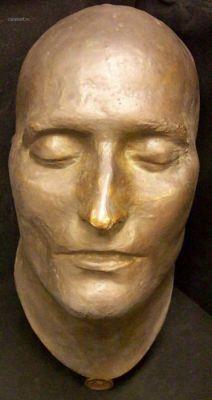 Посмертные маски великих людей (фото)