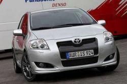 Toyota выпускает в Европе спортивную версию хэтчбэка Auris