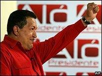 Уго Чавес вынудил Си-эн-эн объясниться