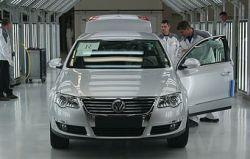 Volkswagen приступил к производству Volkswagen Passat и Skoda Octavia в России