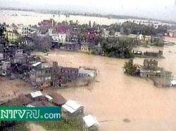 В результате наводнений в Алжире погибло 10 человек