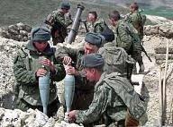 C начала года безвозвратные потери в Чечне уже составили не менее 150 военнослужащих и милиционеров