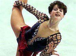 Знаменитая фигуристка Ирина Слуцкая вернулась на лёд