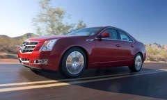 У нового Cadillac CTS есть все шансы на успех
