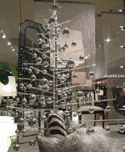 Подборка интересных и необычных новогодних елок (фото)