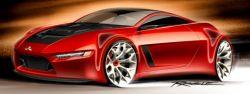 В Детройте пройдет премьера нового купе Mitsubishi Concept-RA