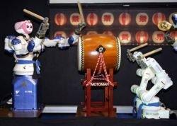 В Токио открылась крупнейшая в мире выставка роботов  (фото)