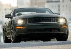 Ford планирует выпустить новый Mustang Bullitt V8