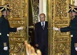 Трещины в доме Владимира Путина?