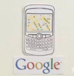 Новый навигационный сервис от google для устройств без GPS (видео)
