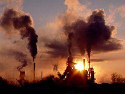 В США взорвался металлургический завод