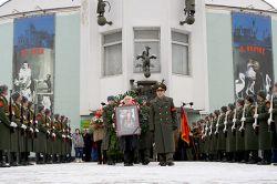Москва простилась со знаменитой дрессировщицей Натальей Дуровой (фото)