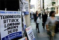 Великобритания: угроза новых террористических атак высока как никогда