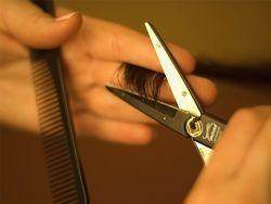 Срезая со жгутиков кончики, парикмахер избавляет вас от надоевших секущихся кончиков.  Сама процедура проходит так...