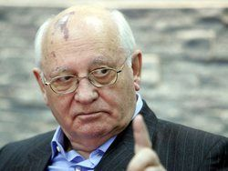 Новость на Newsland: Михаил Горбачев призывает устроить новую