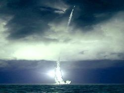 Новость на Newsland: Рассекречена первая фотография залпового пуска