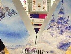 Станцию токийского метро оформили в честь Final Fantasy