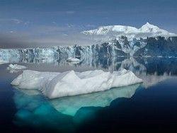 Ученые: в Антарктике становится больше льда
