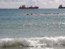 В Японском море спасли терпящее бедствие российское суд