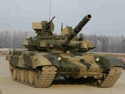 Армия отказывается от танков пятнистой раскраски