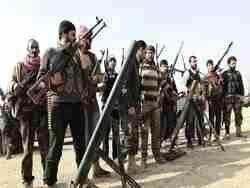 Вооруженные силы Сирии накануне и в ходе восстания