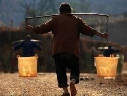 От нехватки питьевой воды в Китае страдают 6 млн человек