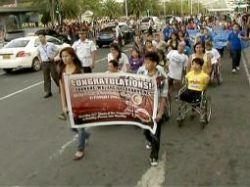 О проблемах аутизма напомнили Япония и Филиппины