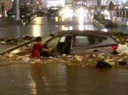 Ливень вызвал хаос в Буэнос-Айресе, есть жертвы