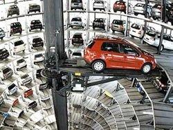 Китайцы предложили решить проблему парковок в Москве