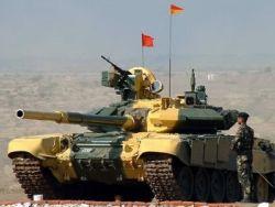 Индия научит танки видеть в темноте