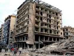 Сирия: боевики захватили северные кварталы Джобара