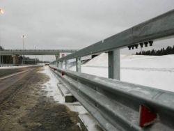 Из-за утечки жидкого кислорода в Петербурге перекрыта трасса