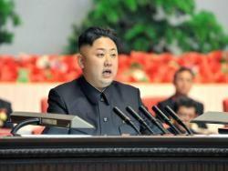Заключительная речь Ким Чен Ына