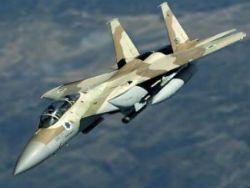 Ночной налет ВВС Израиля
