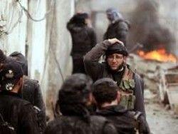 Сирия - повторение войны в Испании
