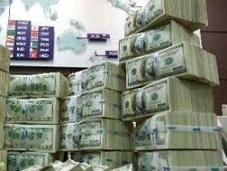 Внешний долг России за квартал вырос на $50 миллиардов