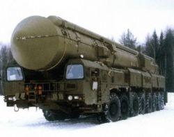 """5-7 противоракет GBI потребуется на перехват одного """"Тополя-М"""""""