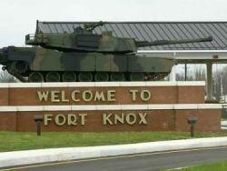 """На военной базе """"Форт Нокс"""" убит один из сотрудников"""