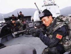 Китай стягивает войска к границе с КНДР