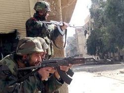 Бои в Сирии 4 апреля. Утро