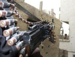 Сирия. Освобождение шиитской мечети Сит-Сукейна